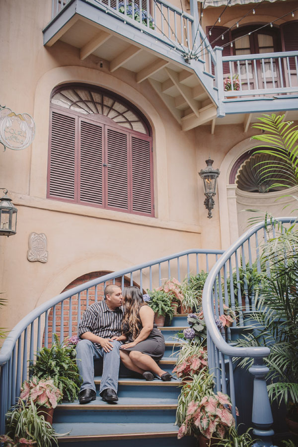 Disneyland southern California engagement session photo-0149